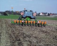 To buy a seeder of exact seeding in Ukraine to