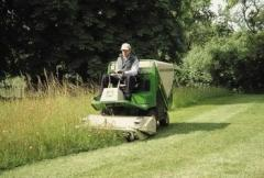 Professional AMAZONE Profihopper mower
