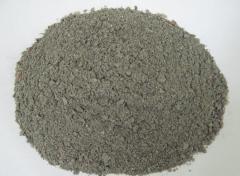 Elimination of granite crushed stone.