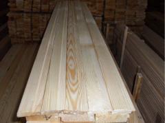 Evrovagonka El | Lining wooden | eurolining | to