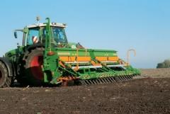 Grain seeders of AMAZONE D9
