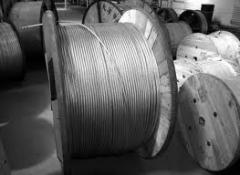 Zinc wire (Chushka Spit anode) of Ts0 Ts1 of PTs1