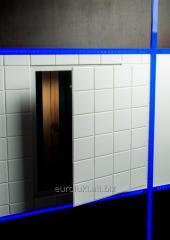 """Люки под плитку, Модель """"Euro"""""""