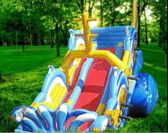 Hills (inflatable, trampoline: A brig) to buy at