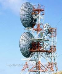 Телекомуникационные вышки