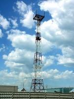 Передвижные антенные опоры