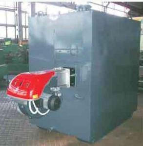He water pipe boiler KVV - 1,0 Gn