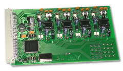 Module of the digital terminations cable