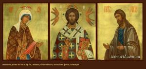 House iconostasis to order
