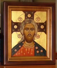 Icon Rescued Golden Vlas