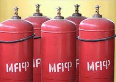 We realize MAF gas in household cylinders
