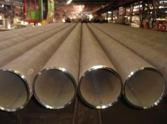 Hot-rolled pipes, Pipes from began to buy