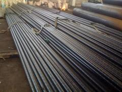 Hot-rolled, seamless steel pipes to buy seamless