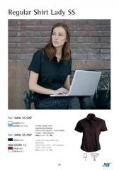 Рубашка женская с коротким рукавом от JHK, Испания