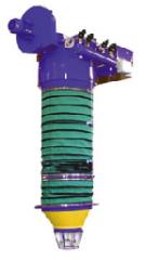 The loader telescopic for BELLOJET ZA tankers