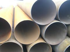 Welded pipes, Pipes from steel to buy metal pipes