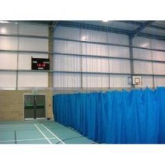Система деления спортивного зала