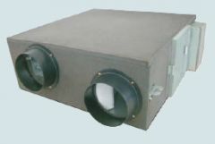 Энергоэффективная приточно-вытяжная установка с