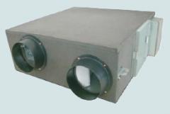 Приточно-Витяжна установка з рекуператором тепла