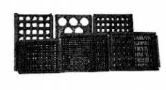 Sieve rubber modular