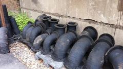 Резиновые отводы, патрубки
