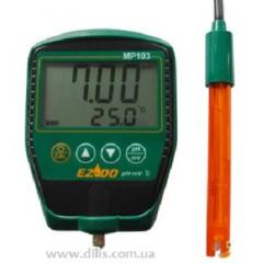 Rn-meter for the soil of Ezodo MP-103S