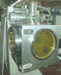 Камеры вакуумные для электронно-лучевой сварки