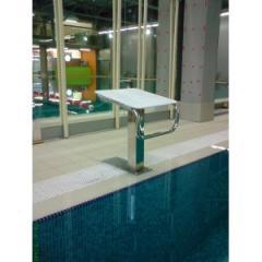Тумба стартовая для бассейна