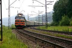 Equipment for repair of railway tracks