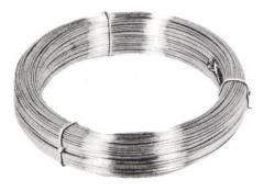 Wire from different alloys from the producer