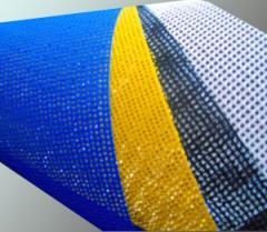 Banner fabrics
