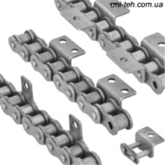Chain with the attachment of the A-1 type