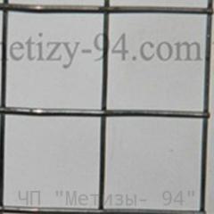 Сетка сварная неоцинкованная 25,4*25,4*0,6 мм, сетка для армирования штукатурки