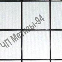 Grid welded neozinced 25,4*25,4*1,4 mm