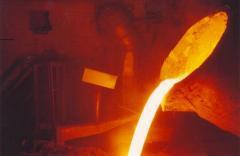 Molding of Steel 35L, 45L, 55L, 12H18N10T, 20H13,
