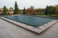Shield Coverings for pools of all types