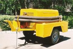 Мотопомпа многоцелевая ММ-27/100 для подачи воды