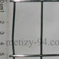Grid welded zinced 50,8*25,4*2,0 mm (zinc to 50