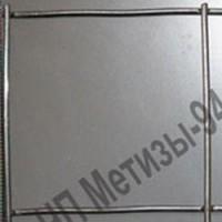 Сетка сварная оцинкованная 50х50х2,0 мм (цинка до 50 г/м2). 1х25