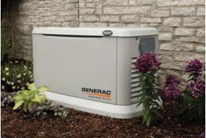 Газовый электрогенератор GENERAC 5837 5,0 кВт