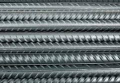 Armature, smooth reinforcing steel, armature,