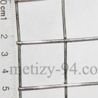 Сетка сварная оцинкованная 25,4*12,7*1,8 мм (цинка