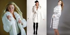 Fur coats from a muton