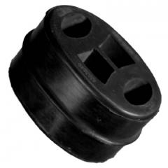 Muffler rubber bands