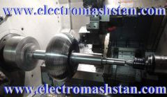 Milling processing, production of details metal
