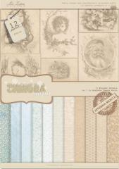 Paper for scrapbooking of archival quality