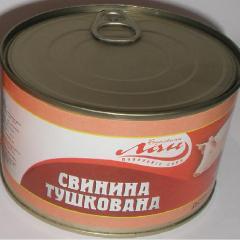 Pork stewed CAN 525 gr.