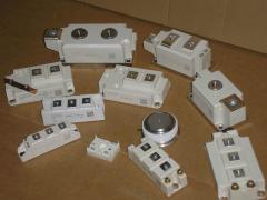 Тиристорные модули semikron : skkt, sket