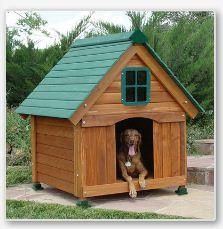 Les cabines pour les chiens