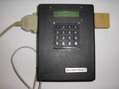 Devices of input-output of information of the ChPU